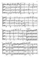 Free sheet music beethoven string quartet